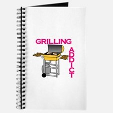 Grilling Addict Journal