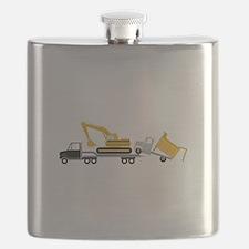Transport Flask