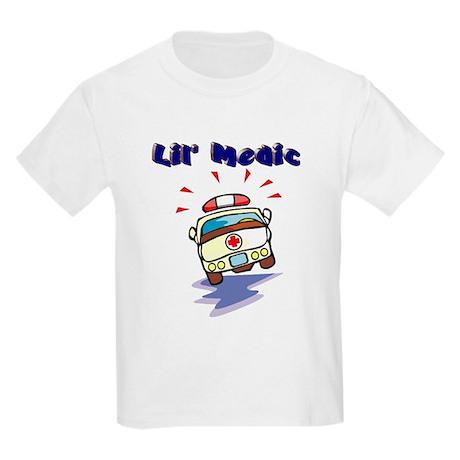 Paramedic Kids Light T-Shirt