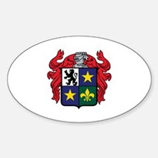 Medieval Crest Decal