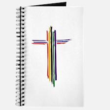 Rainbow Cross Journal