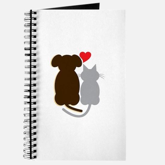 Dog Heart Cat Journal