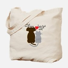 Meow Wolf Tote Bag