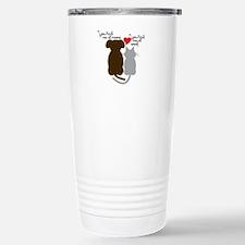 Meow Wolf Travel Mug