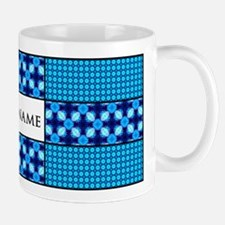 Personalized Name Tile Pattern Small Small Mug