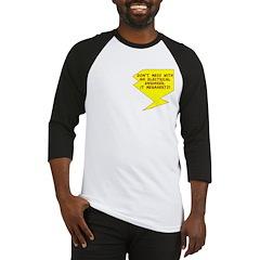 Engineer Bolt Pocket Image Baseball Jersey