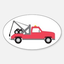 Tow Truck Decal