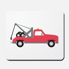 Tow Truck Mousepad