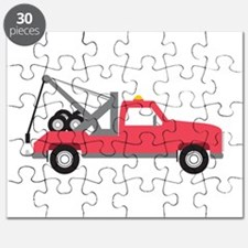 Tow Truck Puzzle