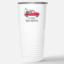 24 Hour Tow Service Travel Mug