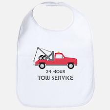 24 Hour Tow Service Bib
