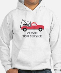 24 Hour Tow Service Hoodie