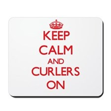 Curlers Mousepad
