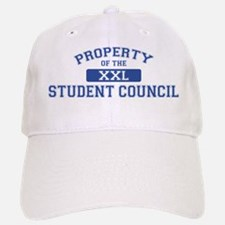 Property Of The Student Council XXL Baseball Baseball Cap