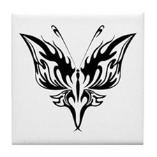 BUTTERFLY 71 Tile Coaster