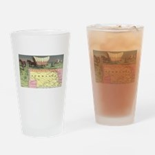 nevada territory Drinking Glass