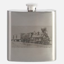 old west trains Flask