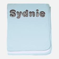 Sydnie Wolf baby blanket