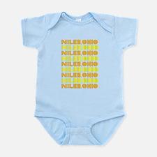 Niles, Ohio Infant Bodysuit