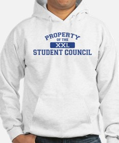 Property Of The Student Council XXL Hoodie
