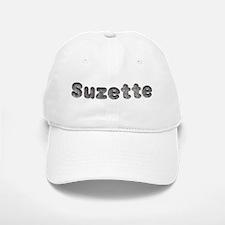 Suzette Wolf Baseball Baseball Baseball Cap
