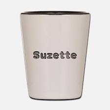 Suzette Wolf Shot Glass