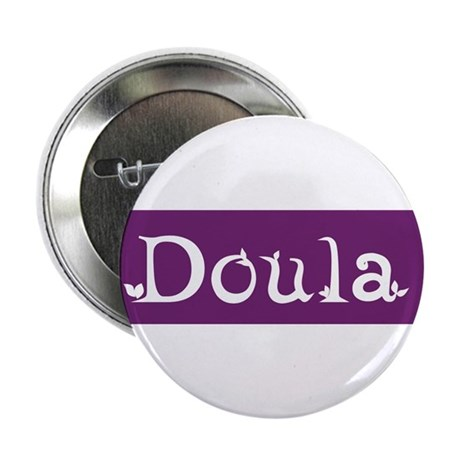"""Doula 2.25"""" Button (100 pack)"""