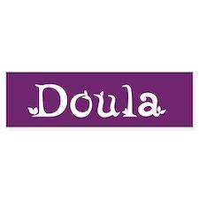 Doula Bumper Bumper Sticker