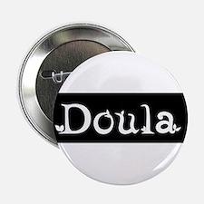 Doula Black Button