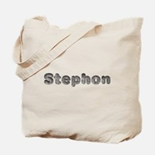 Stephon Wolf Tote Bag