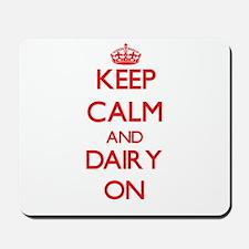 Dairy Mousepad