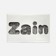 Zain Wolf Rectangle Magnet