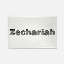 Zechariah Wolf Rectangle Magnet