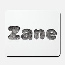 Zane Wolf Mousepad