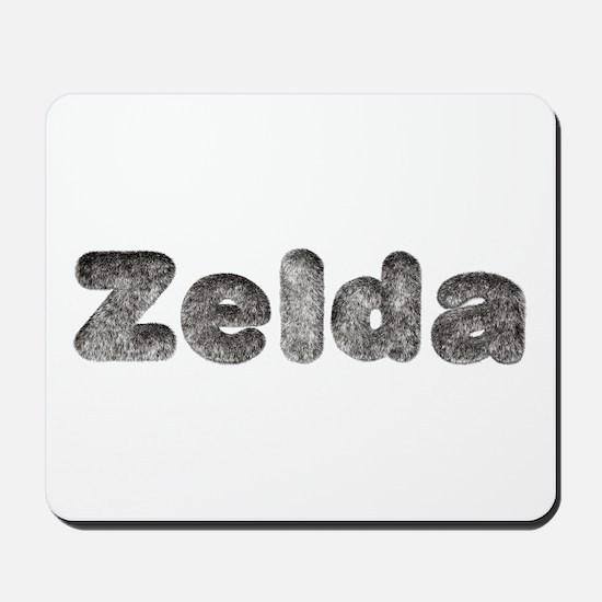 Zelda Wolf Mousepad