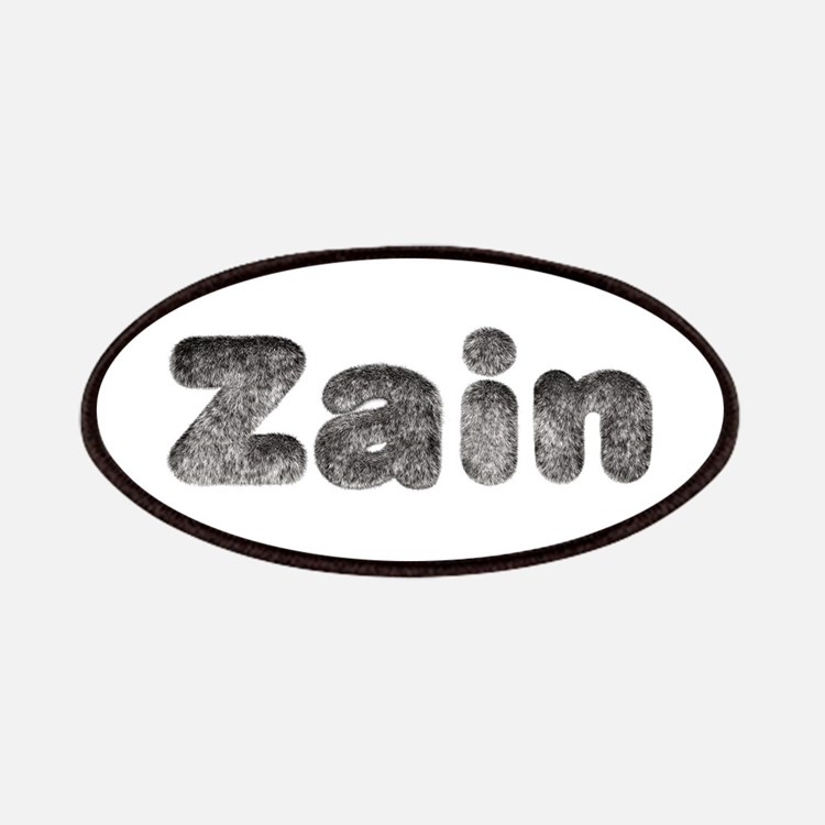 Zain Wolf Patch