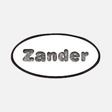 Zander Wolf Patch