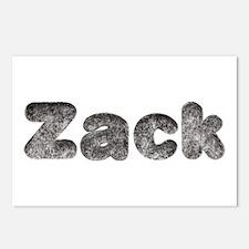 Zack Wolf Postcards 8 Pack
