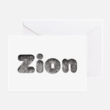Zion Wolf Greeting Card