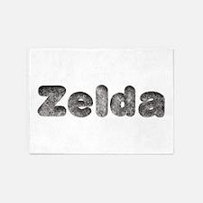 Zelda Wolf 5'x7' Area Rug