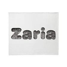 Zaria Wolf Throw Blanket