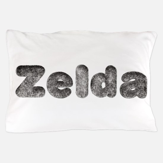 Zelda Wolf Pillow Case