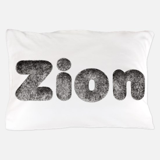 Zion Wolf Pillow Case