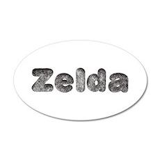Zelda Wolf Wall Decal