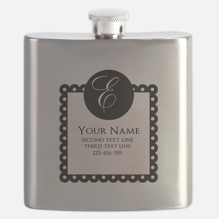 Personalized Texts Flask