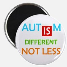 Autism Is Different Not Less Magnets