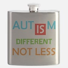 Autism Is Different Not Less Flask