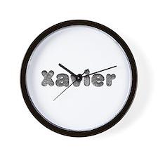 Xavier Wolf Wall Clock