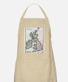 Vintage Map of The British Isles (1780) Apron