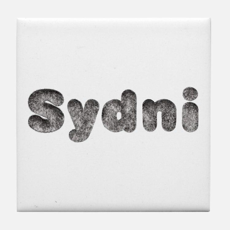 Sydni Wolf Tile Coaster